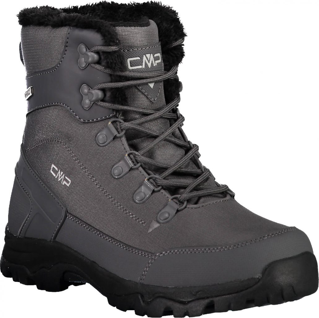 Ботинки CMP Railo Snow Boot Wp 39Q4877-U901 44 Nero (8056381899704)