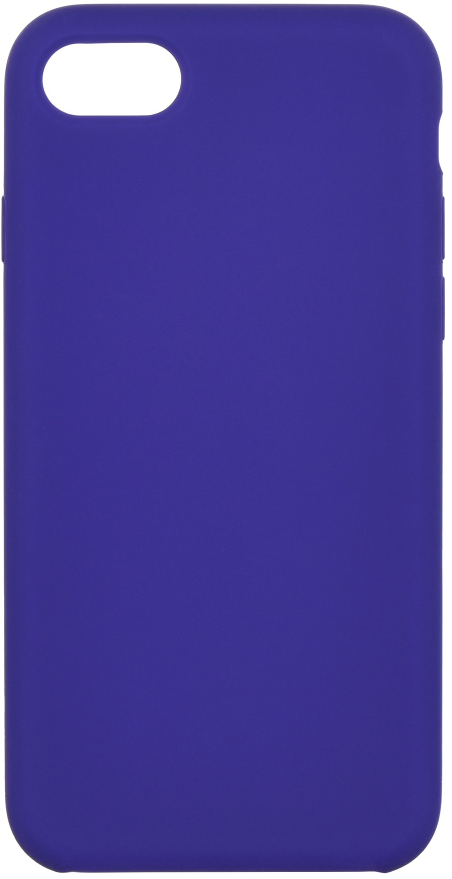 Панель 2Е Liquid Silicone для Apple iPhone 7/8 Deep Purple (2E-IPH-7/8-NKSLS-DP)