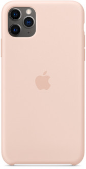 Панель Apple Silicone Case для Apple iPhone 11 Pro Max Pink Sand (MWYY2ZM/A)