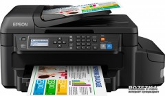Epson L655 with WI-FI (C11CE71403) + USB cable