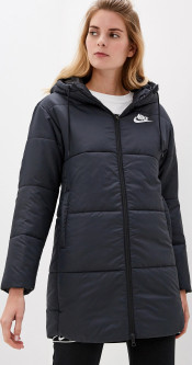 Куртка Nike W Nsw Syn Fill Parka Hd CJ7580-010 L Черная (193148197906)
