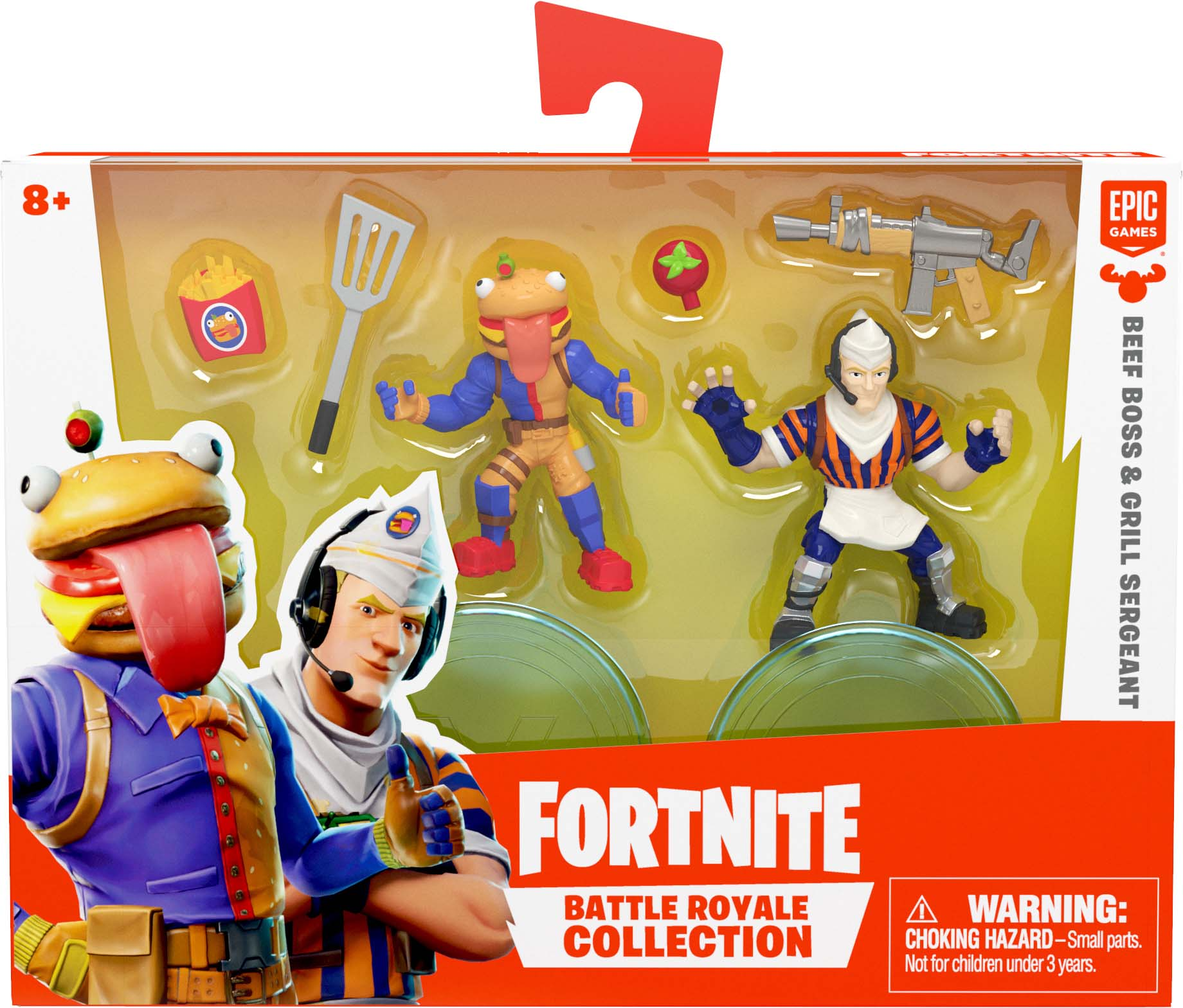 Fortnite Teknique mode Solo EPIC Games JAZWARES Brand New Factory Sealed