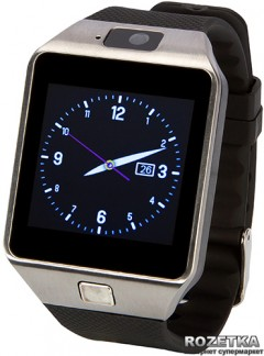 Смарт-часы Atrix Smart Watch D04 Steel