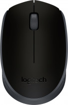 Миша Logitech M171 Wireless Black/Grey (910-004424)