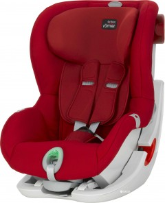 Автокресло Britax-Romer King II ATS Flame Red (2000022551)