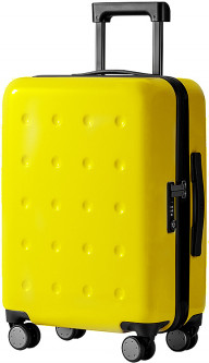 "Чемодан Xiaomi Ninetygo Polka dots Luggage 20"" Yellow (6972125145017)"
