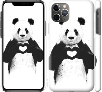 Чехол на iPhone 11 Pro Max All you need is love
