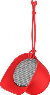 Портативная акустика Usams US-YX002 Bluetooth Speaker Memo Series Red