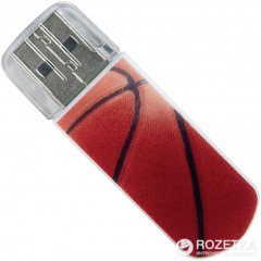 Verbatim Store 'n' Go Sport Edition Basketball 8GB Red (98507)