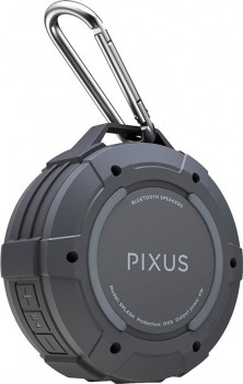 Колонки PIXUS Splash Black 260025