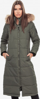 Куртка Superdry W5000037A-THY 16 (XL) Хаки (5057842429747)