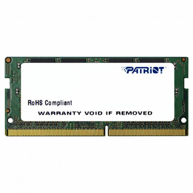 ROZETKA | Модуль памяти SO-DIMM 4GB/2400 DDR4 Patriot Signature ...