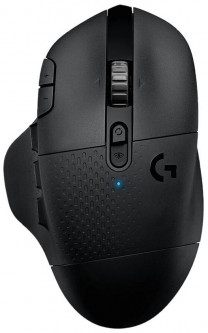 Мышь Logitech G604 Wireless Gaming Mouse Lightspeed Black (910-005649)