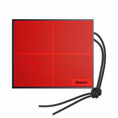 Портативна колонка Baseus Encok E05 Music-cube Black-Red (NGE05-91)
