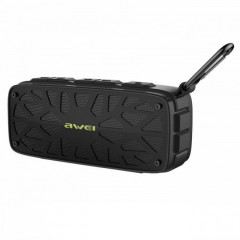 Портативная bluetooth колонка Awei Y330 Bluetooth 4.2 Black