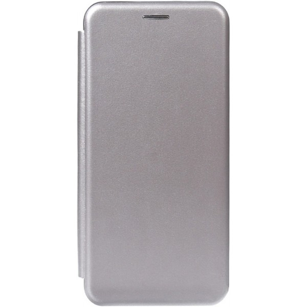 Чехол-книжка TOTO Book Rounded Leather Case Samsung Galaxy S9 Gray