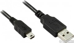 Кабель Atcom USB 2.0 AM - miniUSB 1.8 м (3794)