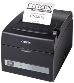 POS-принтер Citizen CT-S310II Ethernet + USB (CT-S310IIXEEBX)
