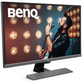 Монитор BENQ EW3270U Metallic Grey
