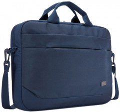 "Сумка для ноутбука Case Logic Advantage Attache ADVA-114 14"" Dark Blue (3203987)"