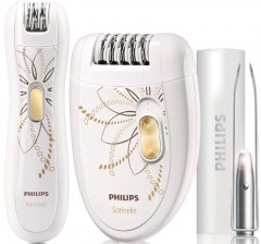Набор подарочный PHILIPS Satinelle HP6540/00 (BRP535=BRE619+HP6393)