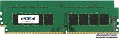 Оперативная память Crucial DDR4-2133 16384MB PC4-17000 (Kit of 2x8192) (CT2K8G4DFS8213)