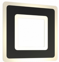 Бра светодиодное InteliteWall Light Damasco 516 12W BL