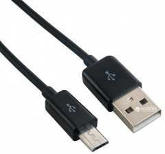 Кабель ExtraDigital Hi-Speed USB 2.0 AM - microUSB 1.5 м (KBU1662)