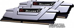 Оперативная память G.Skill DDR4-2666 16384MB PC4-21300 (Kit of 2x8192) Ripjaws V (F4-2666C15D-16GVS)