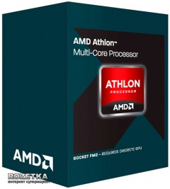Процессор AMD Athlon X4 860K 3.7GHz/4MB (AD860KXBJASBX) sFM2+ BOX