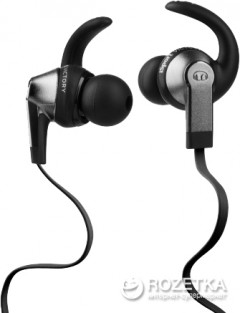Monster iSport Victory In-Ear Black (MNS-137006-00)