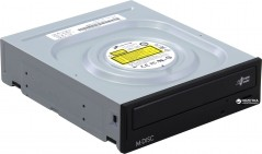 H-L Data Storage DVD±R SATA Black (GH24NSD0)
