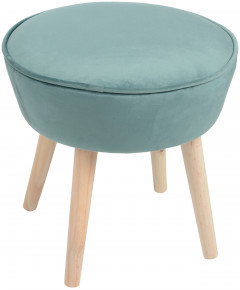 Табурет Home & Styling Collection 40х40х40 см (HZ1200410_green)