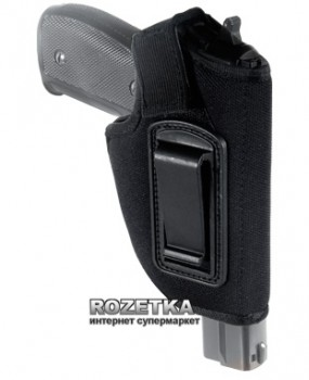 Кобура за пояс Leapers UTG Сoncealed Belt Holster PVC-H388B Black (23700896)