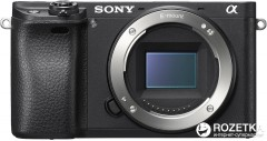 Sony Alpha 6300 Body Black (ILCE6300B.CEC)