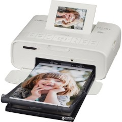 Canon SELPHY CP1200 White with Wi-Fi (AJ0600C014AA)