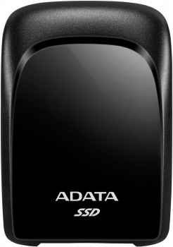 "ADATA SC680 240GB 2.5"" USB 3.2 Type-C 3D NAND TLC Black (ASC680-240GU32G2-CBK) External"