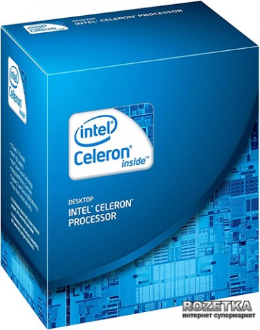 Процессор Intel Celeron G3900 2.8GHz/8GT/s/2MB (BX80662G3900) s1151 BOX