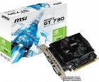 MSI PCI-Ex GeForce GT 730 2048MB DDR3 (128bit) (700/1600) (VGA, DVI, HDMI) (N730-2GD3V2) - изображение 6