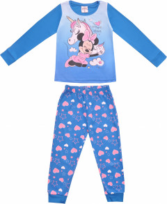 Пижама Disney Minnie Mouse DIS MF 52 04 7026 NI BOX 110 см Blue (5902605107250)
