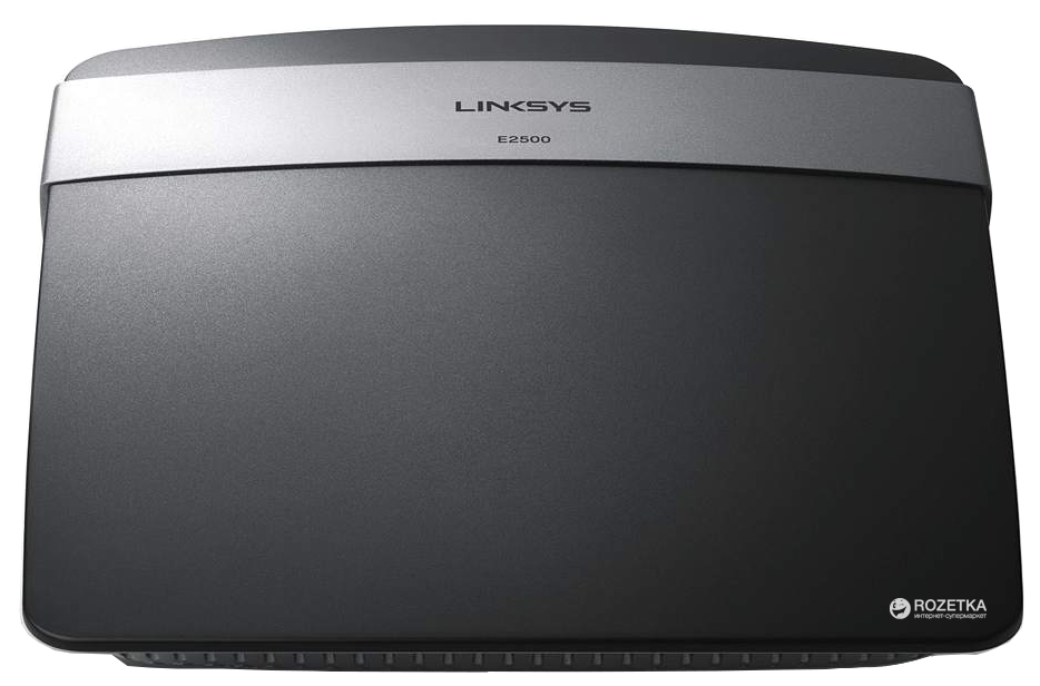 Linksys E2500 v2.1 Router Driver Windows 7