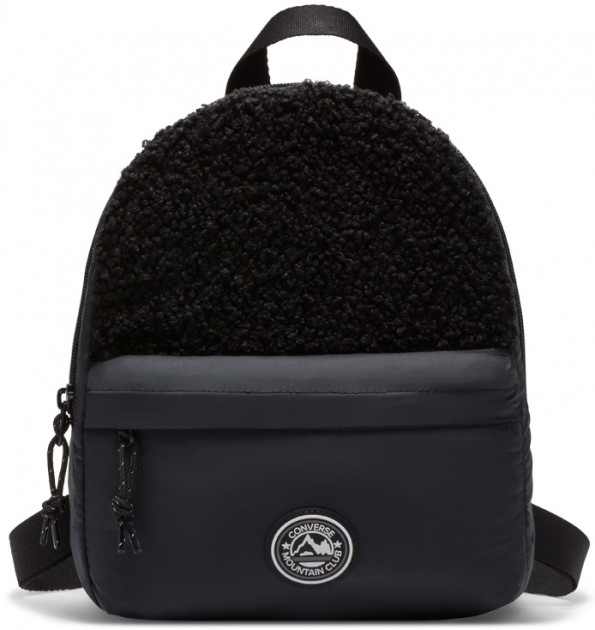 Рюкзак Converse As If Backpack Converse Black 10017943-001 OSFA Черный (888757532353)