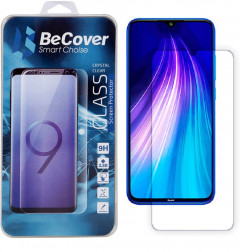 Защитное стекло BeCover для Xiaomi Redmi Note 8T Crystal Clear Glass (BC_704526)