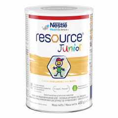 Смесь Nestle Resource Junior от 1 до 10 лет 400 г (7613033864919)