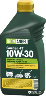 Масло Iron Angel 4T 10W-30 Master Synt 1 л (42829)