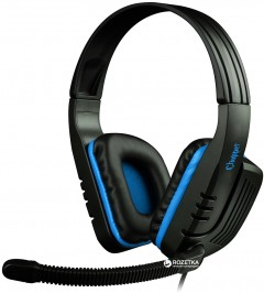 Sades SA-711 Chopper Gaming Headphone Blue/Black (SA711-B-BL)