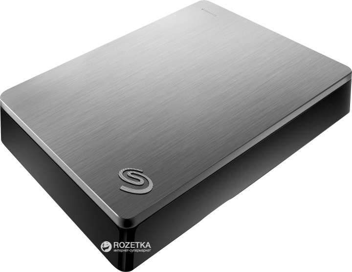 Жесткий диск Seagate Backup Plus Portable 4TB STDR4000900 2.5 USB 3.0 External Silver