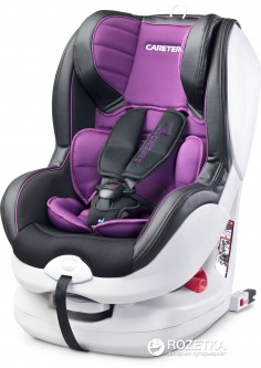 Автокресло Caretero Defender Plus Isofix Purple (Car.Defend+.Is.(purple))