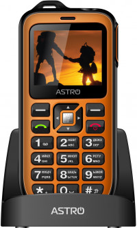 Astro B200 RX Black/Orange