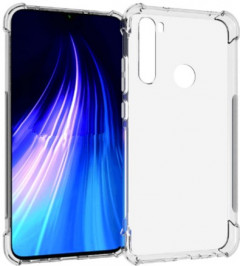 Панель BeCover Anti-Shock для Xiaomi Redmi Note 8T Clear (BC_704542)